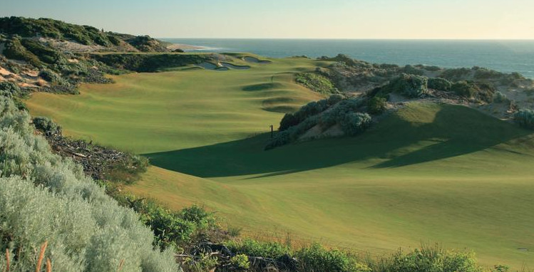 top ranked golf courses in perth